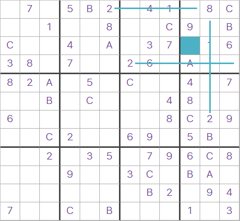 photo relating to Mega Sudoku Printable titled Day by day 12×12 Large Sudoku for Wednesday 25th September 2019