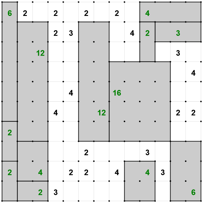 Cell Blocks puzzle