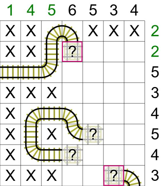 TrainTracks puzzle